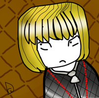 Death note Avatars - Mello (Mihael Keehl) by DimensioGirl