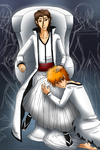 Madness of Duke Aizen by HezuNeutral