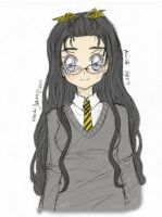Pottermore OC - Alice Grey by Kawaii-Dream