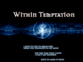 Within Temptation by Kelrisa