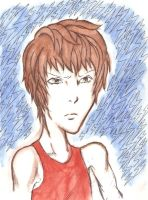 athlete angst by GreenSyndrome68