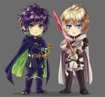 Owari No Seraph: Brothers by ferus