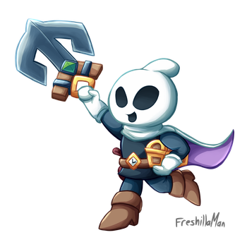 Flinthook by FreshillaMan