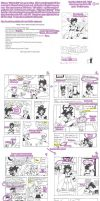 Crappy DBZ Doujin from 8th Grade pt.1 by LauraDoodles