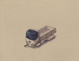 light hover truck by Jepray