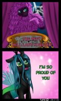 Nightmare Fluffle Puff Tales by ThemisDolorous