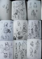 Florence sketches (2011) by nicolasammarco