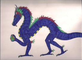 2012: Year of the Dragon by DRAGONLOVER101040