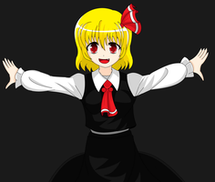 Rumia by obbi-shinigami