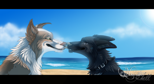 Sea, slurp and love by hecatehell