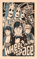 Doctor Who: The Wheel in Space by indy1725