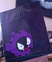 Gastly Wallet by AbyssOfEnds