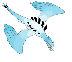 Me as a Lugia by BrumbyOfSteel