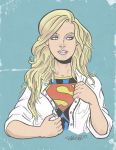Supergirl by ChrisFaccone