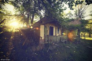 grandpa's house by Sssssergiu
