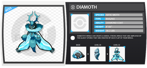 055 :: Diamoth by Elaynii