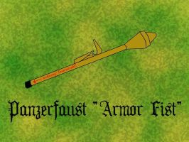 Panzerfaust by pete7868