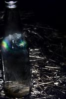 Sky In A Bottle:Night Rainbow by ANGELi-photography