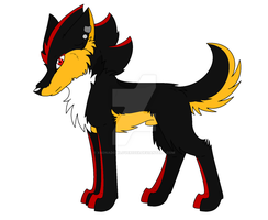 .:Shadow's New Look:. (My Style) by xSonadowLover103x