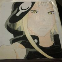 Medusa from Soul Eater by yahoo201027