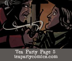 Tea Party: An American Story, Page 5 by Theamat