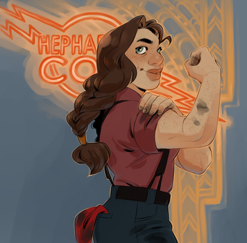 WE CAN DO IT by AgentDax