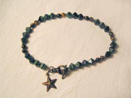 Scout-Boy Bracelet by SpaceHappy