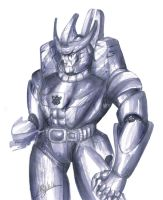 Galvatron by n0-name