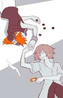 TWEWY - Connected by rasenth