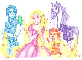 All Tangled Up by SeaSalt-Obsessed