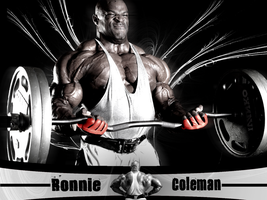 Ronnie Coleman wallpaper by chicagosportsown
