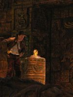 Indiana Jones by worldtraveler08
