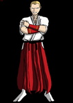 Geese Howard by MaxtWolf
