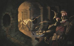 Tunnel rat by BryanSyme
