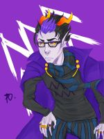 Eridan Ampora by AttackOnUpdate