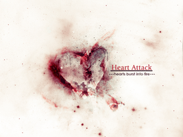 Heart Attack by XMyHeroiNe