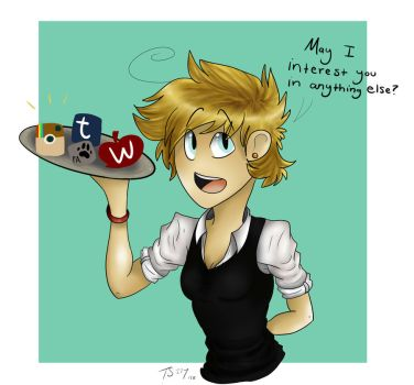 Social media crud by TestSubject227