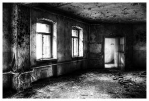 BW room by Volkmaritsch