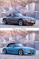 BMW Z4 'PicTuning' by x-racer