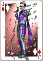 Totally Wewt - Jack of Diamonds by CerberusLives