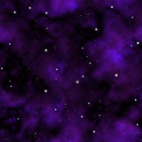 Tiling Space Background by LittleFireDragon