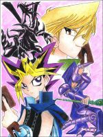 """""""Let's Duel"""" by Timaeus"""