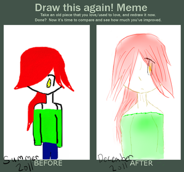 Before and After - Meme by Hiro-ChanOfWonderlan