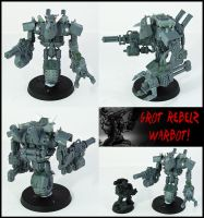 Grot Warboss Mecha UP by Proiteus