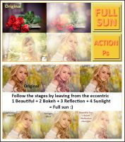Full Sun   Action Ps by Photos-Loutche