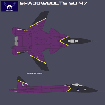 Shadowbolts SU-47 by lonewolf3878