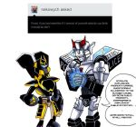 Prowl, meet Prowl by neoyi