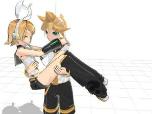 Rin and Len Edit