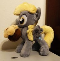 Muffin Fest :Filly Derpy Plushie: by AppleDew