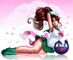 +Sailor Jupiter+ by MYKProject